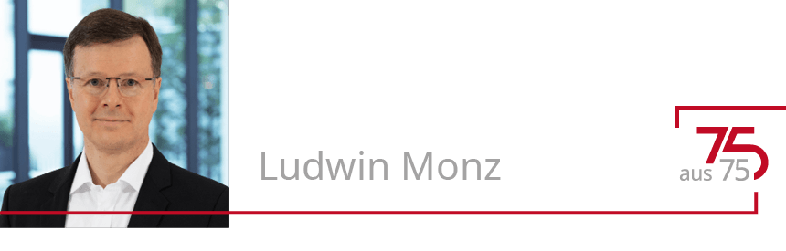 Portrait Ludwin Monz