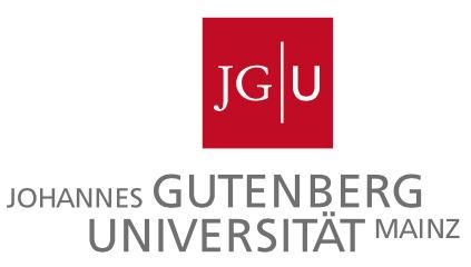 Logo der Uni Mainz